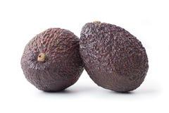 Dark Hass-Avocado Royalty Free Stock Photos