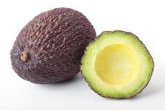 Dark Hass-Avocado Stock Photo