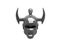Dark helmet Stock Image