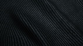 Dark high quality jeans texture,moving waves,Seamless loop stock footage