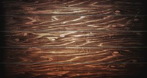 Dark high wooden texture. Wood brown texture. Background old panels. Retro wooden table. Rustic background. Vintage colored surfac royalty free stock photos
