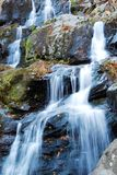 Dark Hollow Falls Royalty Free Stock Image