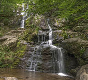 Dark Hollow Falls, Shenandoah National Park Royalty Free Stock Images