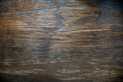 Dark Horizontal Wood Texture Background royalty free stock photo