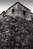 Dark House Royalty Free Stock Photo