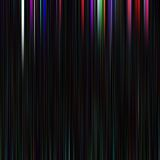 Dark hypnotic lines background, abstract image Royalty Free Stock Images