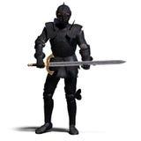 Dark Knight Royalty Free Stock Photo
