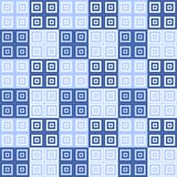 Dark and light square cube pattern background. Dark and light blue square cube pattern background wallpaper Stock Photos