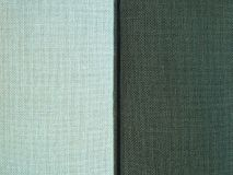 Dark and light natural linen texture for background Royalty Free Stock Photo