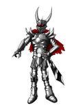 Dark lord Royalty Free Stock Image