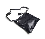 Dark male bag-4 Royalty Free Stock Images