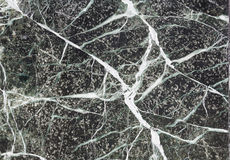 Dark Marble Texture Stock Photography