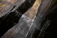Dark marble texture Stock Image