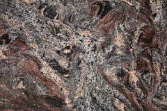 Dark marbled stone slab Royalty Free Stock Photos