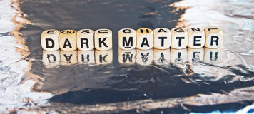 Dark Matter Royalty Free Stock Photos