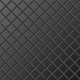 Dark metal background with grid Stock Photos