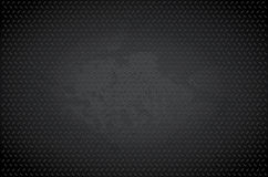 Dark metal background Stock Image