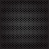 Dark metal cell background Stock Photography