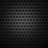Dark metal cell background Stock Images