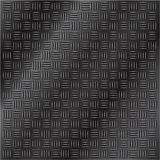 Dark metal diamond hatch background texture Stock Photos