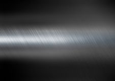 Dark metal texture background Stock Photography