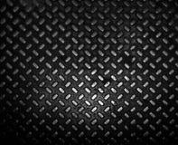 Dark metal tiles. Stock Photo