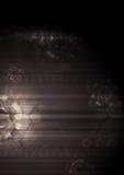 Dark modern hi-tech vector Royalty Free Stock Photos