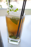 Dark Mojito Stock Images