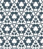 Dark monochrome color abstract geometric seamless pattern. Vector dark monochrome color abstract triangle urban futuristic seamless pattern royalty free illustration
