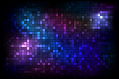Dark mosaic background Royalty Free Stock Image
