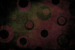 Dark Multicolor Dots Texture. Dark texture background made of multicolor dots, or circles vector illustration