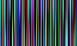Dark multicolored lines Royalty Free Stock Photo