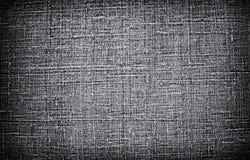 Dark linen texture background Royalty Free Stock Photo