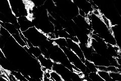 Dark natural marble texture pattern for black background. Skin l Stock Photography
