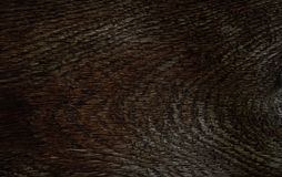 A dark natural wood texture background Stock Photo