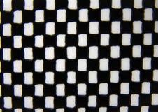 Dark netting row. Like a Chess Royalty Free Stock Photography