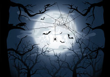 Dark night Royalty Free Stock Photo