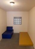 Dark old dutch jail Stock Image
