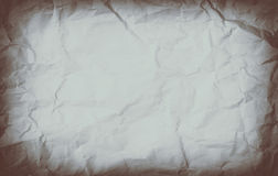 Dark Old paper texture. Stock Images