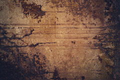 Dark Old rusty grunge metal texture background with copy space Royalty Free Stock Photography