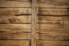 Dark old wood background for restaurant menu . Background for leaflets, wine lists, menus, business lunch. Stock Image