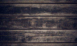 Dark old wood texture Royalty Free Stock Image