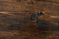 Dark old wood texture Stock Images