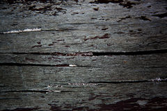 Dark old wood textured. Dark old wood textured for the nature background Stock Image
