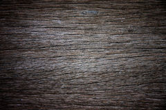 Dark old wood textured. Dark old wood textured for the nature background Royalty Free Stock Images