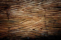Dark old wood textured. Dark old wood textured for the nature background Royalty Free Stock Photo