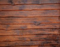 Dark old wooden table texture background top view royalty free stock images
