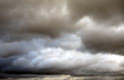 Dark cloud background. Royalty Free Stock Photo