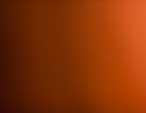 Dark-orange gradient. Stock Photos