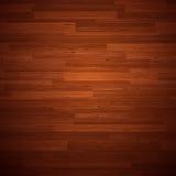 Dark Parquet Seamless Wooden Stripe Mosaic Tile Royalty Free Stock Image